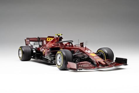 Ferrari SF1000 - 1000th Grand Prix Livery - 2020 Tuscany Grand Prix