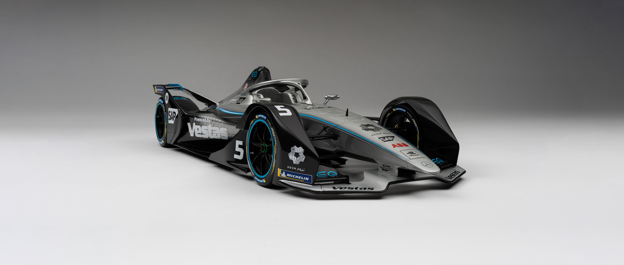 Mercedes-Benz EQ Silver Arrow 01 (2019) - Gen2 Season 6
