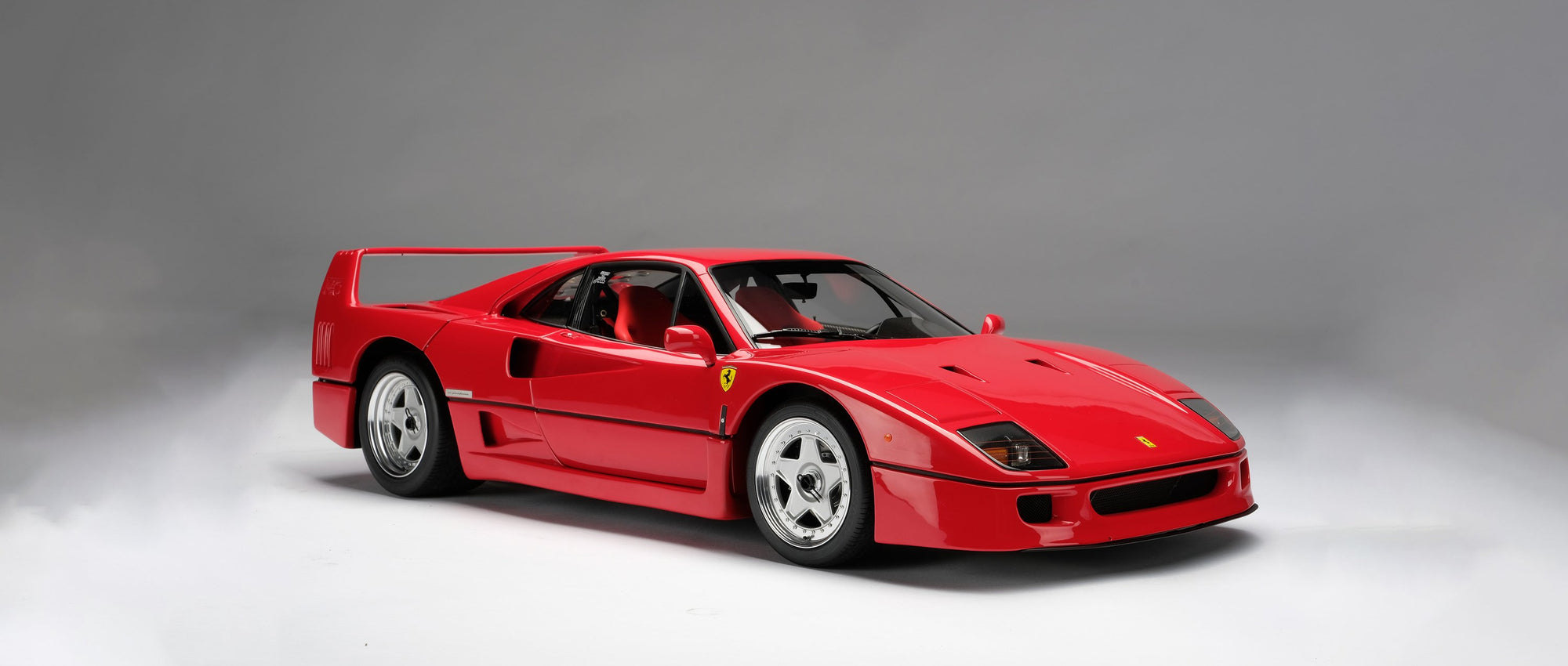 Ferrari F40 (1987) - Euro Version