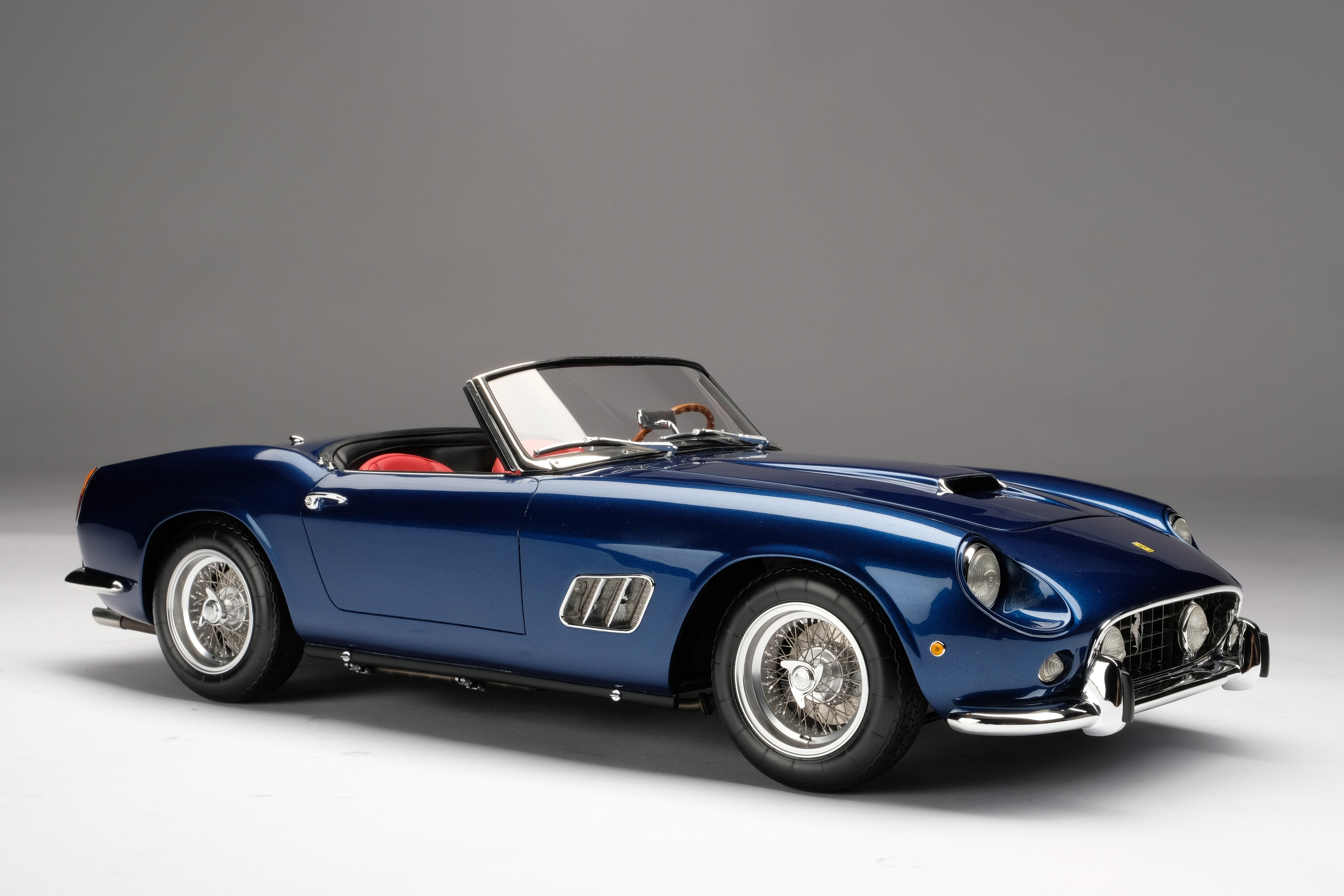 Ferrari 250 Gt California Spyder Swb 1960 Amalgam Collection
