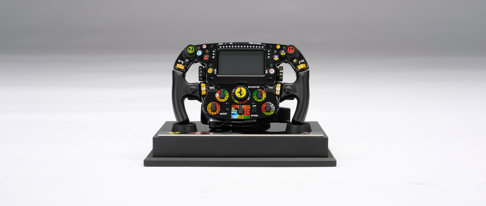Ferrari SF1000 Steering Wheel