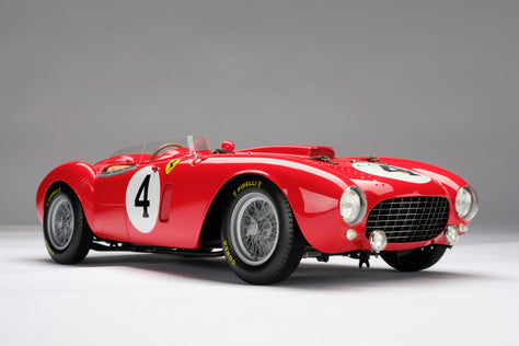 Ferrari 375 Plus - 1954 Le Mans Winner