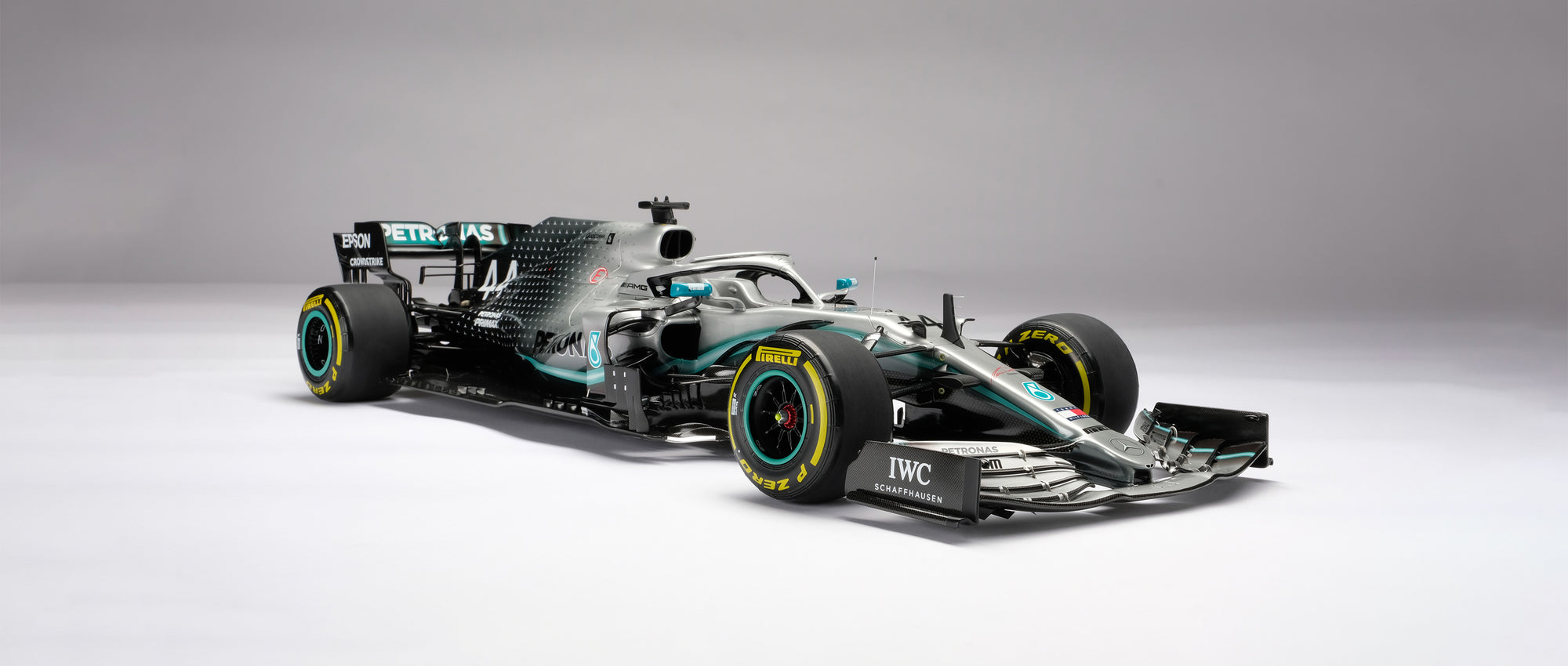 Mercedes-AMG F1 W10 EQ Power+ - Hamilton