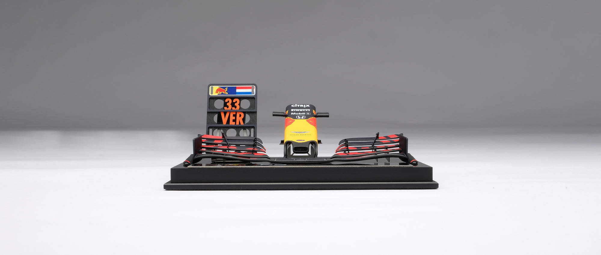 Aston Martin Red Bull Racing RB15 Nosecone - Verstappen