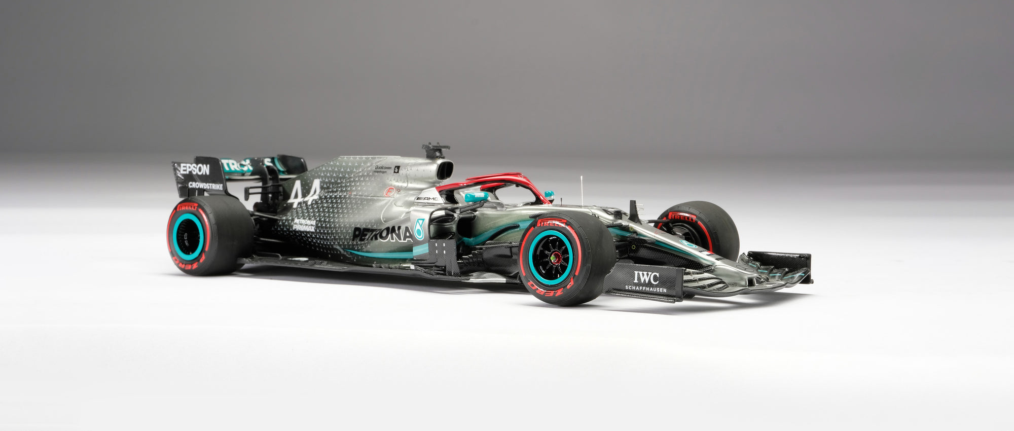 Mercedes-AMG F1 W10 EQ Power+ - Hamilton - 2019 Monaco GP Winner