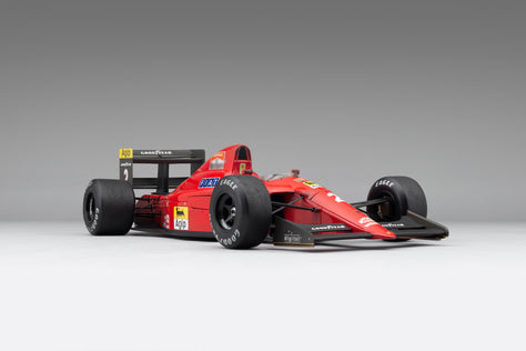 Ferrari F1-90 (641/2) - Mexico GP - Mansell - Race Weathered