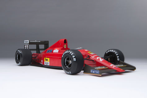 Ferrari F1-89 (640) - British GP (1989)