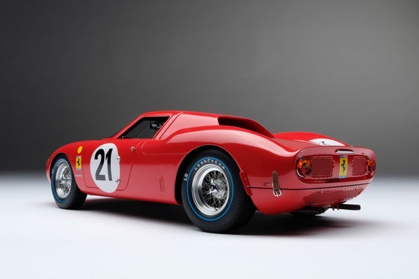 Mercedes V Class >> Ferrari 250 LM - Le Mans Winner 1965 – Amalgam Collection
