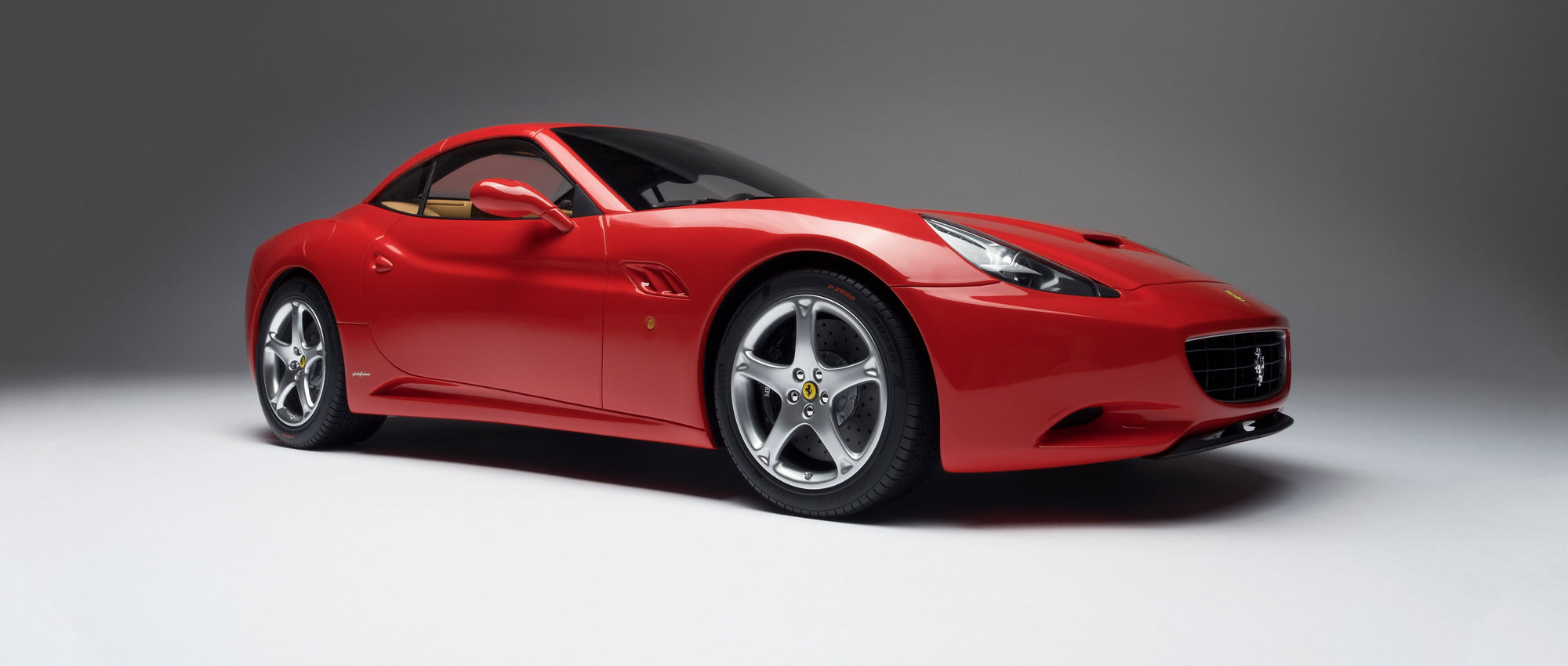 Ferrari California (2008) Closed Roof