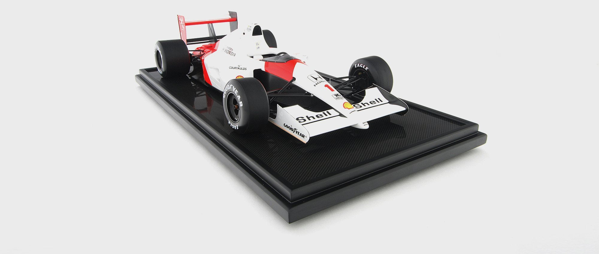 McLaren MP4/6 (1991) Japanese GP
