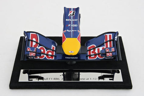 Red Bull RB6 (2010) Nosecone
