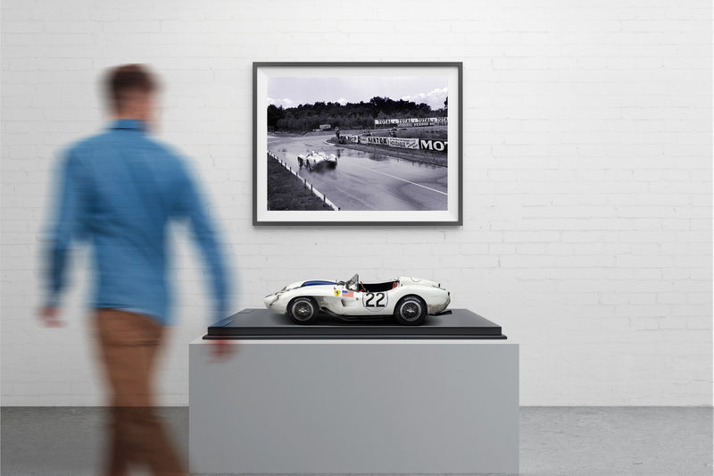 Ferrari 250 TR - 1958 Le Mans - 'Lucybelle II' - Race Weathered