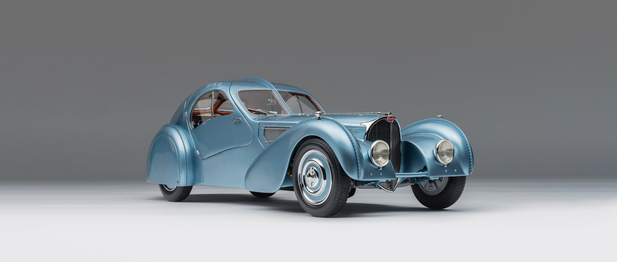 Bugatti 57SC Atlantic (1938) 'The Lord Rothschild'