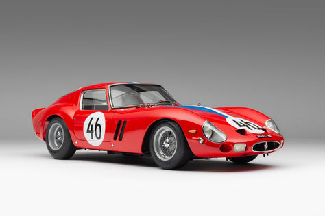 Ferrari 250GTO - Chassis 3943GT - 1st Place Nürburgring 1000km 1963