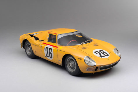 Ferrari 250 LM - 1965 Le Mans 2nd Place - Race Damaged