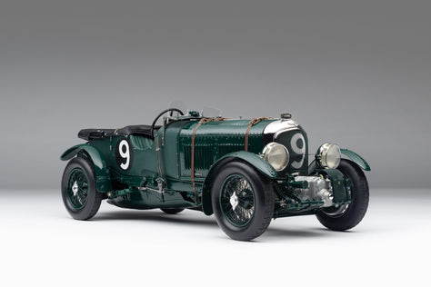 """1929 Bentley Blower"" – 1930 Le Mans – Birkin & Chassagne"