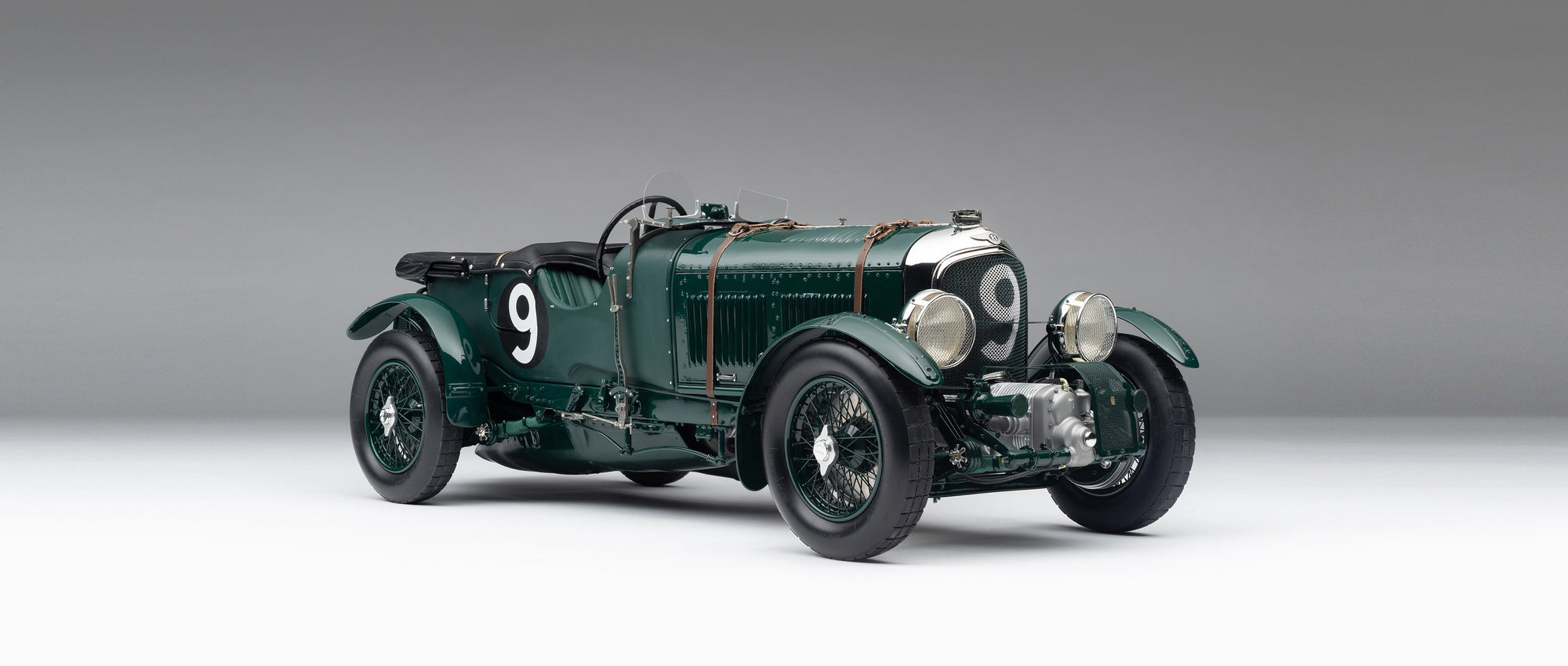 Bentley Blower - 1929 Le Mans 2nd Place