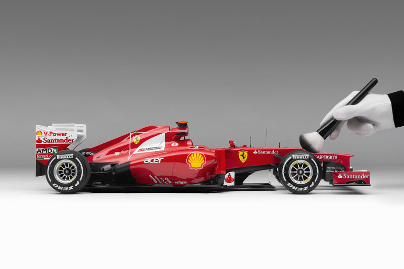 Ferrari F2012 (2012) European GP