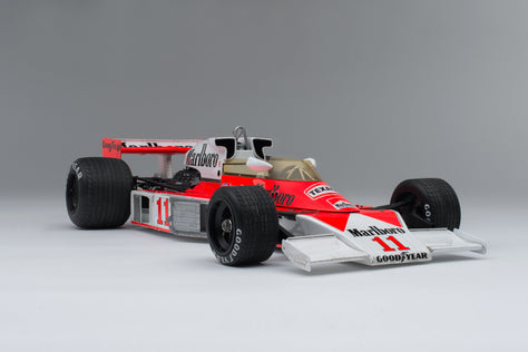 Race Weathered McLaren M23D