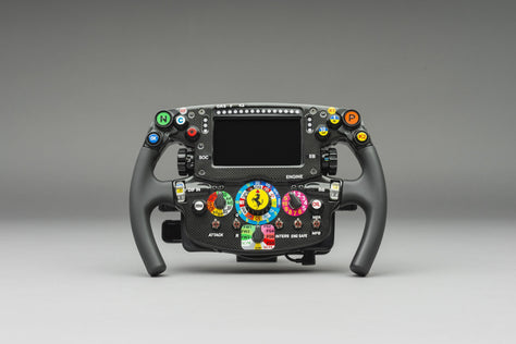 Ferrari SF16-H (2016) Steering Wheel
