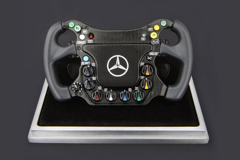 McLaren MP4-22 (2007) Steering Wheel