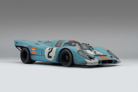 Porsche 917K - 1970 Daytona Winner - Race Weathered