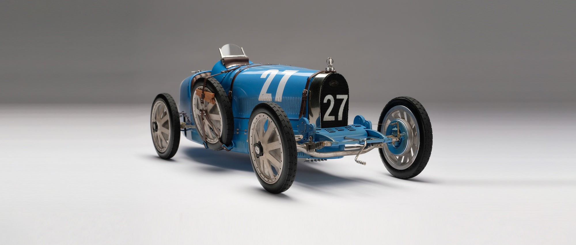 Bugatti Type 35T - 1926 Targa Florio Winner - Patinated