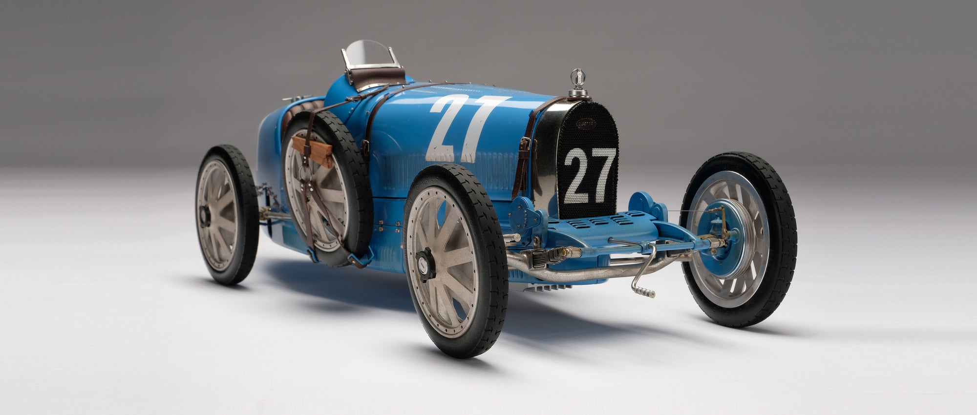 Bugatti Type 35T - 1926 Targa Florio Winner - Race Weathered