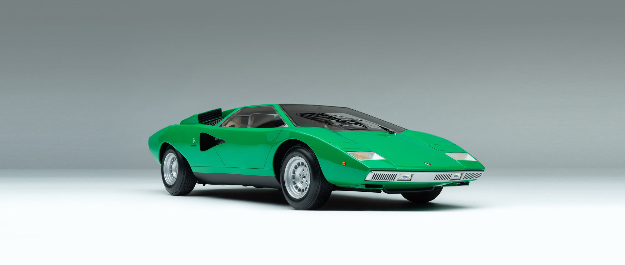 Lamborghini Countach LP400 (1974) \u2013 Amalgam Collection