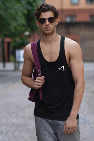 Essential Mens Muscle Vest (4 Colours)