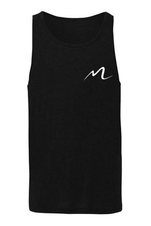 Essential Mens Jersey Tank (3 Colours)