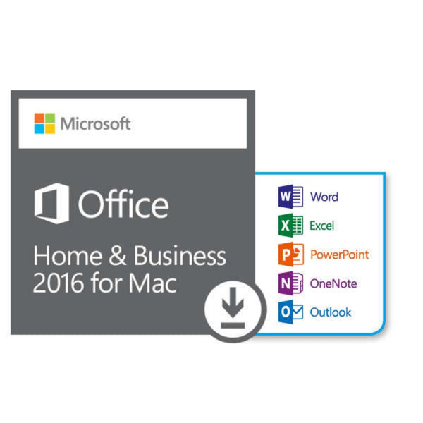 Msoffice Home and Business 2018 mac