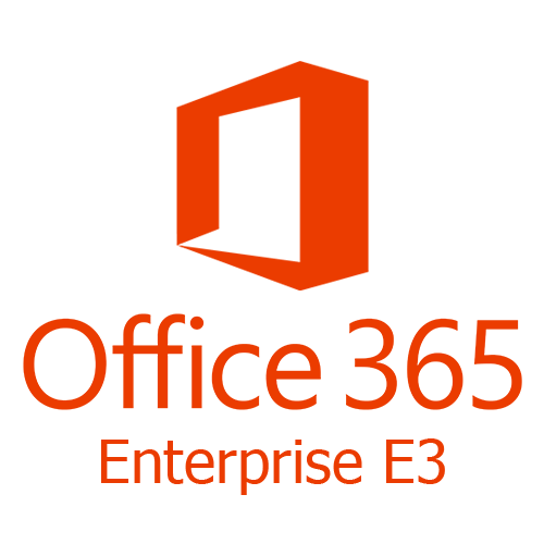 Office 365 Enterprise E3 / 1 Year Subscription