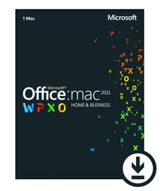 Office 2011 for Mac Home & Business