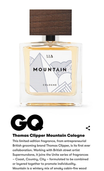 Reason to be cheerful: GQ Best Men's Fragrances - 2020...an unprecedented hat-trick is complete