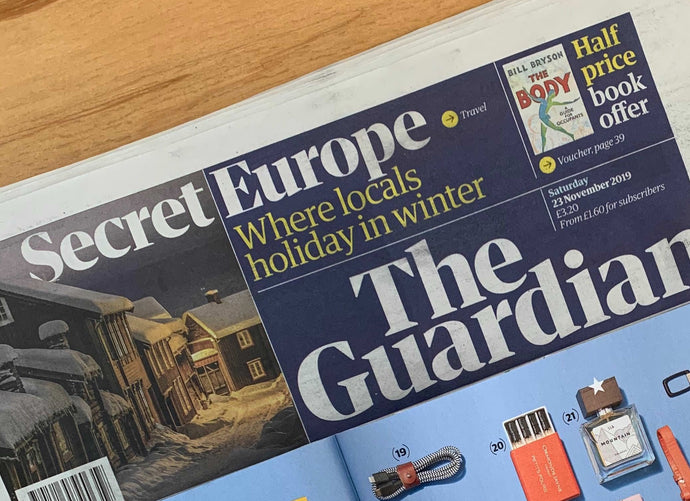 Guardian Christmas - Editor's Pick