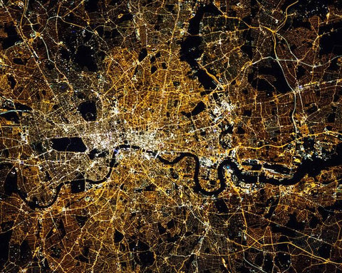 London - inspiration behind Thomas Clipper's 'City' fragrance for men