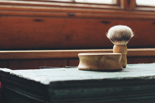 The Heritage Shave Set from Thomas Clipper