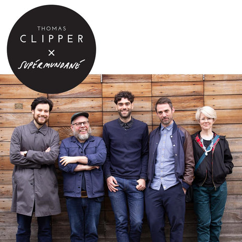 The team behind Thomas Clipper and Supermundane's Mountain aftershave cologne