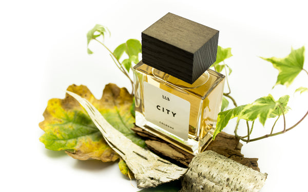 City fragrance for men by Thomas Clipper