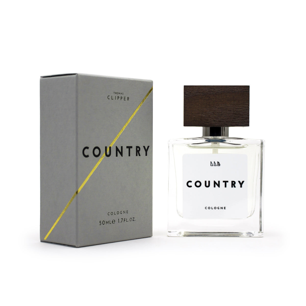 Country 50ml - Cologne by Thomas Clipper