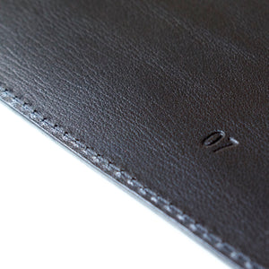 Leather Laptop Sleeve Case - Thomas Clipper