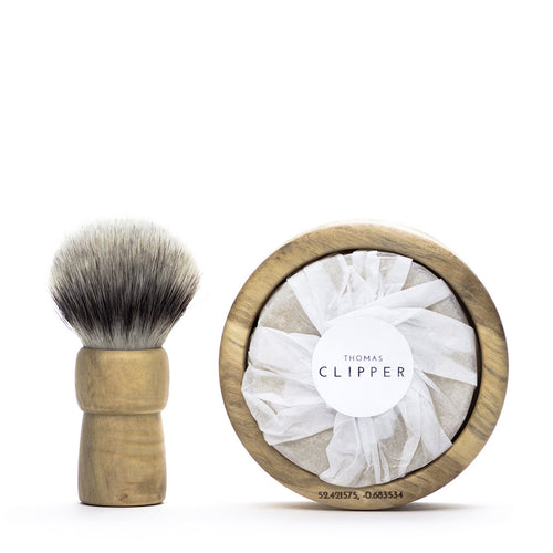 Heritage 1710 AD - Shaving Kit - Thomas Clipper