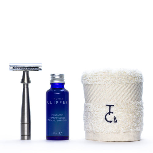 Mark K Purist - Razor Set - Thomas Clipper