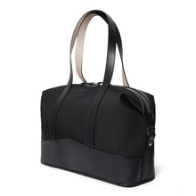 Load image into Gallery viewer, Leather Trim Overnight Bag