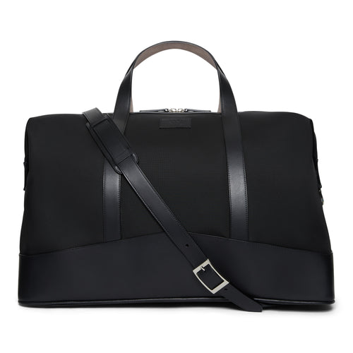 Leather Trim Weekend Duffle - Thomas Clipper