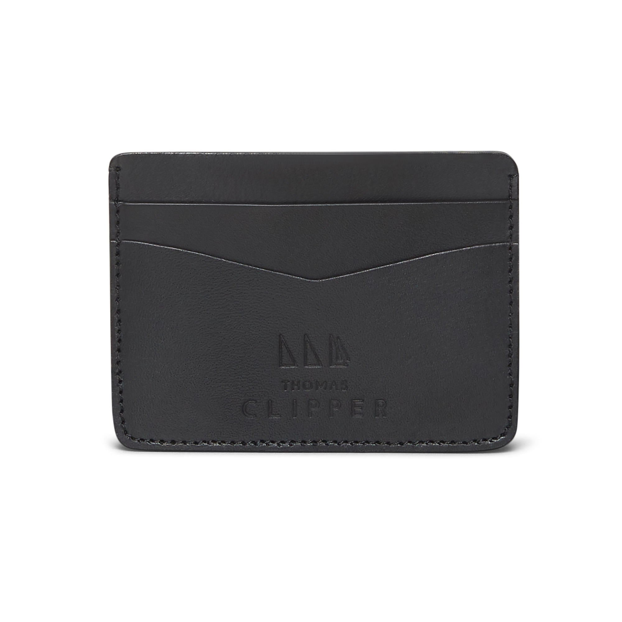 Minimalist Leather Card Holder - Original