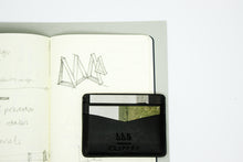 Load image into Gallery viewer, Minimalist Leather Card Holder - Original