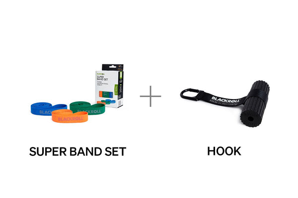 BLACKROLL® SUPER BAND/HOOK Set