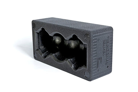 BLACKROLL® BLOCK | brique de yoga